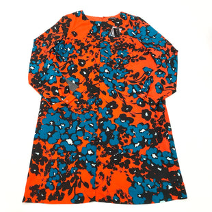 Primary Photo - BRAND: LIMITED O STYLE: DRESS SHORT LONG SLEEVE COLOR: ORANGE SIZE: L SKU: 180-18038-105826