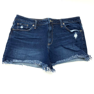 Primary Photo - BRAND: UNIVERSAL THREAD STYLE: SHORTS COLOR: DENIM SIZE: 16 SKU: 180-18071-11504