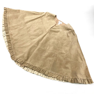 Primary Photo - BRAND: ANN TAYLOR LOFT STYLE: PONCHO COLOR: TAN SIZE: XS SKU: 180-18071-8495