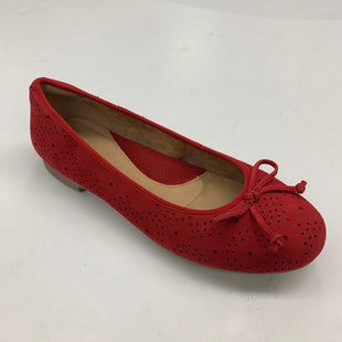 Primary Photo - BRAND: EARTH STYLE: SHOES FLATS COLOR: RED SIZE: 8.5 SKU: 180-18074-572