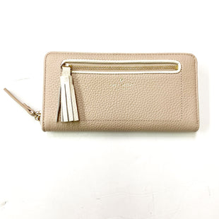 Primary Photo - BRAND: KATE SPADE STYLE: WALLET COLOR: LIGHT PINK SIZE: LARGE OTHER INFO: DESIGNER SKU: 180-18071-8160