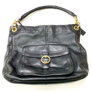 Primary Photo - BRAND: COACH STYLE: HANDBAG DESIGNER COLOR: BLACK SIZE: MEDIUM OTHER INFO: F18889 SKU: 180-18083-20921