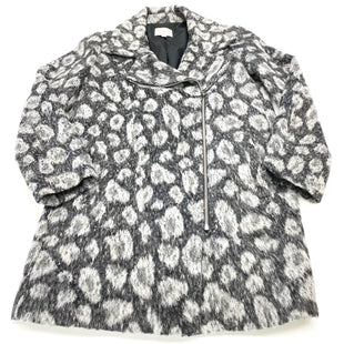 Primary Photo - BRAND: ANN TAYLOR LOFT O STYLE: COAT LONG COLOR: ANIMAL PRINT SIZE: M SKU: 180-18083-22566