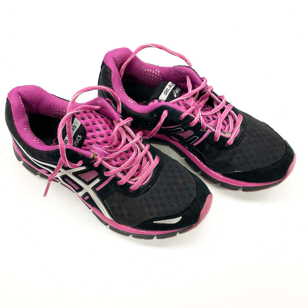 Photo #2 - BRAND: ASICS <BR>STYLE: SHOES ATHLETIC <BR>COLOR: PINKBLACK <BR>SIZE: 7 <BR>SKU: 180-18071-8660