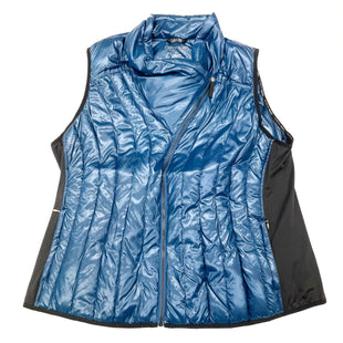 Primary Photo - BRAND: CALVIN KLEIN STYLE: VEST DOWN COLOR: BLUE SIZE: 3X SKU: 180-18071-10799