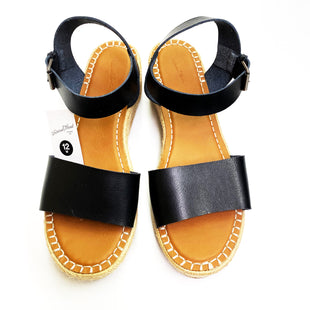 Primary Photo - BRAND: UNIVERSAL THREAD STYLE: SANDALS LOW COLOR: BLACK SIZE: 12 SKU: 180-18071-6109