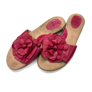 Primary Photo - BRAND: BOC STYLE: SANDALS FLAT COLOR: FUSCHIA SIZE: 7 SKU: 180-18071-11129