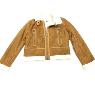Primary Photo - BRAND: UNIVERSAL THREAD STYLE: JACKET OUTDOOR COLOR: BROWN SIZE: S SKU: 180-18057-11861
