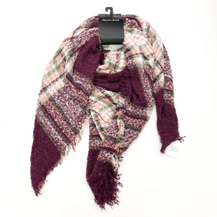 Primary Photo - BRAND:    CLOTHES MENTOR STYLE: SCARF WINTER COLOR: PURPLE SKU: 180-18038-107639