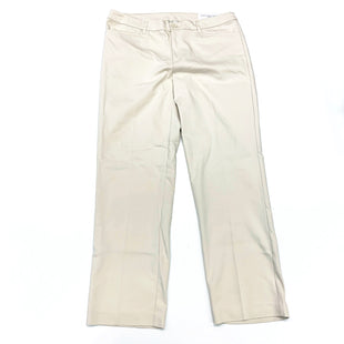 Primary Photo - BRAND: CHRISTOPHER AND BANKS STYLE: PANTS COLOR: OATMEAL SIZE: 14 SKU: 180-18057-14009