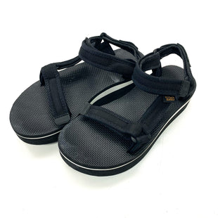 Primary Photo - BRAND: TEVA STYLE: SANDALS FLAT COLOR: BLACK SIZE: 8 SKU: 180-18083-25276