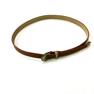 Primary Photo - BRAND:    CLOTHES MENTOR STYLE: BELT COLOR: BROWN SIZE: L SKU: 180-18071-9172