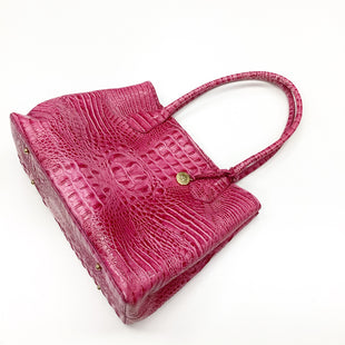 Primary Photo - BRAND: BRAHMIN STYLE: HANDBAG DESIGNER COLOR: PINK SIZE: LARGE OTHER INFO: AS IS SKU: 180-18038-98654