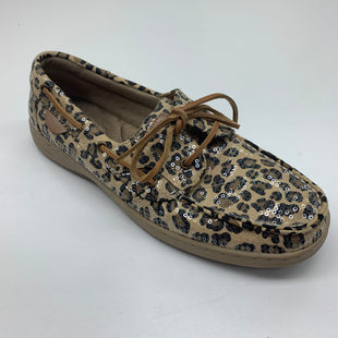 Primary Photo - BRAND: MAUI ISLANDSTYLE: SHOES FLATS COLOR: ANIMAL PRINT SIZE: 10 SKU: 180-18071-3824