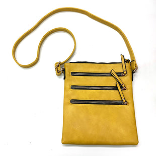 Primary Photo - BRAND:    CLOTHES MENTOR STYLE: HANDBAG COLOR: YELLOW SIZE: MEDIUM SKU: 180-18038-106325