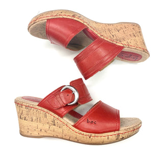 Primary Photo - BRAND: BOC STYLE: SANDALS LOW COLOR: RED SIZE: 8 SKU: 180-18083-25471