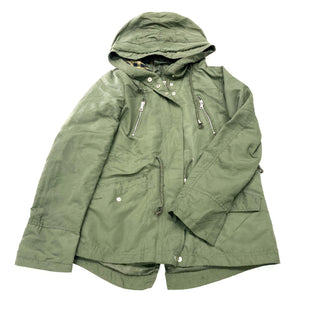 Primary Photo - BRAND:    CLOTHES MENTOR STYLE: JACKET OUTDOOR COLOR: OLIVE SIZE: L OTHER INFO: FOREVER FLOWER - SKU: 180-18083-24806