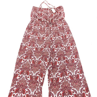 Primary Photo - BRAND: MAURICES STYLE: DRESS LONG SLEEVELESS COLOR: PAISLEY SIZE: L SKU: 180-18083-23903