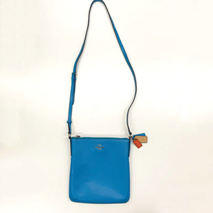 Primary Photo - BRAND: COACH STYLE: HANDBAG DESIGNER COLOR: BLUE SIZE: SMALL SKU: 180-18071-7813