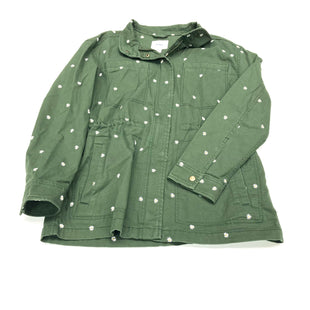 Primary Photo - BRAND: OLD NAVY STYLE: JACKET OUTDOOR COLOR: GREEN SIZE: M SKU: 180-18038-100785