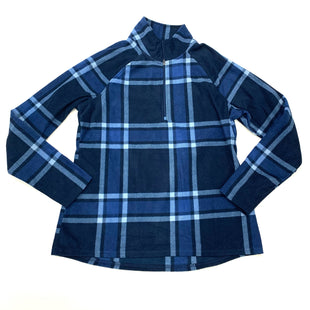 Primary Photo - BRAND: NATURAL REFLECTIONS STYLE: FLEECE COLOR: NAVY SIZE: M SKU: 180-18057-13476