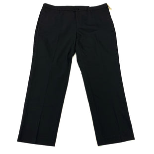 Primary Photo - BRAND: CJ BANKS STYLE: PANTS COLOR: BLACK SIZE: 20 SKU: 180-18057-13994