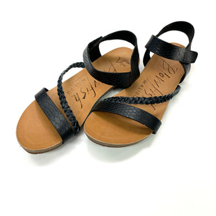Primary Photo - BRAND: BLOWFISH STYLE: SANDALS FLAT COLOR: BLACK SIZE: 7 SKU: 180-18038-105214