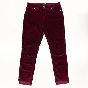 Primary Photo - BRAND: EXPRESS O STYLE: PANTS COLOR: BURGUNDY SIZE: 8 SKU: 180-18038-95251