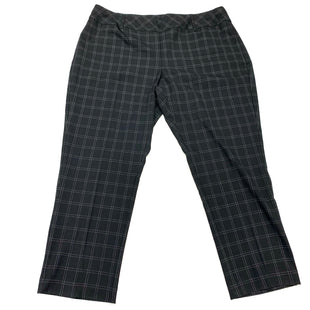 Primary Photo - BRAND: CJ BANKS STYLE: PANTS COLOR: BLACK SIZE: 24 SKU: 180-18057-13988