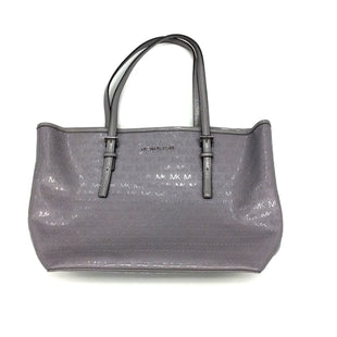 Primary Photo - BRAND: MICHAEL KORS STYLE: HANDBAG DESIGNER COLOR: GREY SIZE: MEDIUM OTHER INFO: OX-1808, AS IS SKU: 180-18083-20446