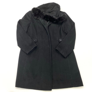 Primary Photo - BRAND:    CLOTHES MENTOR STYLE: COAT LONG COLOR: BLACK SIZE: 1X OTHER INFO: FORCASTER - SKU: 180-18057-13794