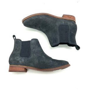 Primary Photo - BRAND: TOMS STYLE: BOOTS DESIGNER COLOR: GREY SIZE: 6.5 OTHER INFO: AS IS SKU: 180-18083-20795