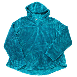 Primary Photo - BRAND: TEK GEAR STYLE: FLEECE COLOR: TURQUOISE SIZE: XL SKU: 180-18038-104639