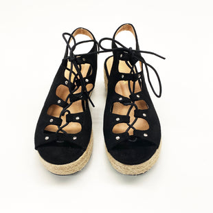 Primary Photo - BRAND:    CHASE+CHLOESTYLE: SANDALS LOW COLOR: BLACK SIZE: 8.5 OTHER INFO: CHASE + CHLOE - SKU: 180-18083-16193