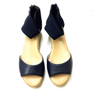 Primary Photo - BRAND: BANDOLINO STYLE: SANDALS LOW COLOR: NAVY SIZE: 7.5 SKU: 180-18038-101847