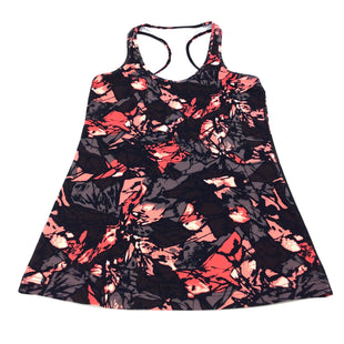 Primary Photo - BRAND: LULULEMON STYLE: ATHLETIC TANK TOP COLOR: ORANGE BLACK SIZE: M OTHER INFO: DESIGNER SKU: 180-18083-16016