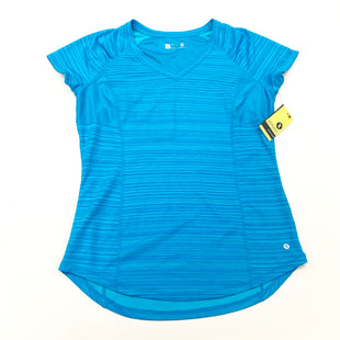 Primary Photo - BRAND: XERSION STYLE: ATHLETIC TOP SHORT SLEEVE COLOR: BLUE SIZE: S SKU: 180-18057-13766
