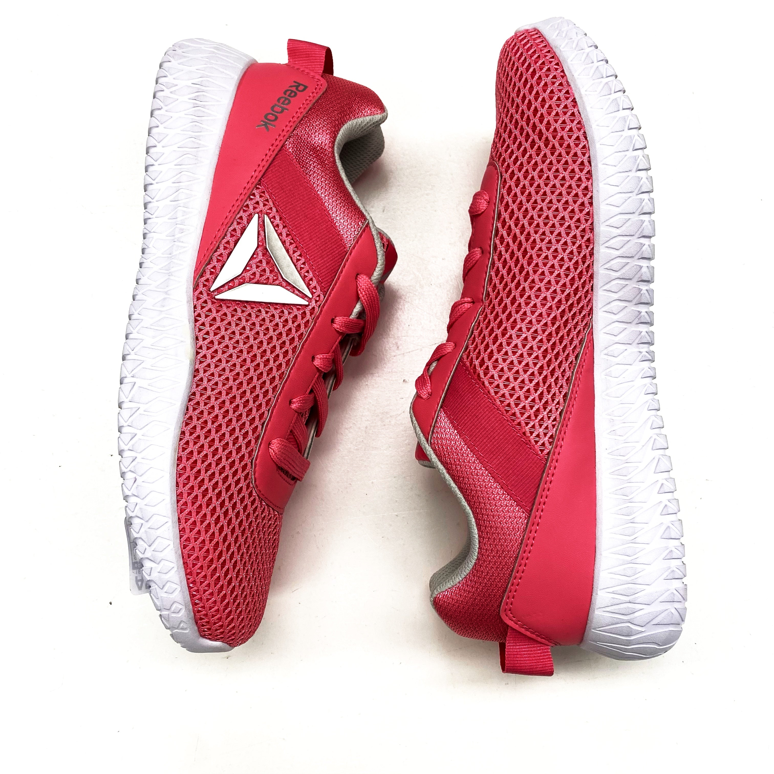 Photo #2 - BRAND: REEBOK <BR>STYLE: SHOES ATHLETIC <BR>COLOR: PINK <BR>SIZE: 7 <BR>SKU: 180-18083-20193