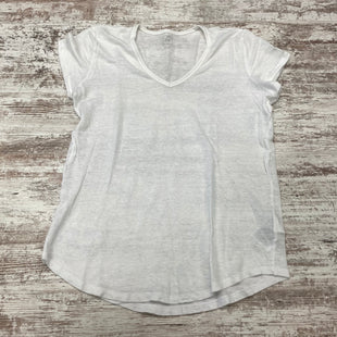 Primary Photo - BRAND: GAP O STYLE: TOP SHORT SLEEVE BASIC COLOR: WHITE SIZE: S SKU: 180-18071-11720
