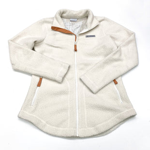 Primary Photo - BRAND: COLUMBIA STYLE: FLEECE COLOR: OFF WHITE SIZE: XS OTHER INFO: AS IS SKU: 180-18083-23445