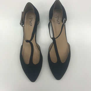 Primary Photo - BRAND:    Y NOTSTYLE: SHOES FLATS COLOR: BLACK SIZE: 11 SKU: 180-18083-13776
