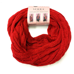 Primary Photo - BRAND: SERRASTYLE: SCARF WINTER COLOR: RED OTHER INFO: SERRA - SKU: 180-18038-102164