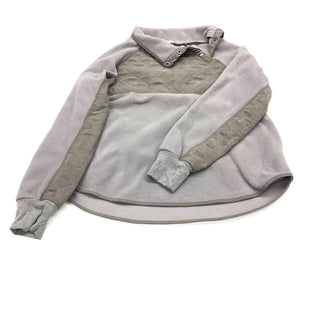 Primary Photo - BRAND: ENTRO STYLE: FLEECE COLOR: GREY SIZE: M SKU: 180-18071-9365