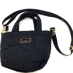Primary Photo - BRAND: MARC JACOBS STYLE: HANDBAG DESIGNER COLOR: BLACK SIZE: SMALL OTHER INFO: QUILTED NYLON MINI TOTE $225 RETAIL SKU: 180-18038-98606