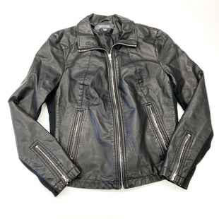 Primary Photo - BRAND: KENNETH COLE REACTION STYLE: JACKET OUTDOOR COLOR: BLACK SIZE: L SKU: 180-18083-25263