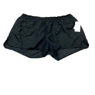 Primary Photo - BRAND: OLD NAVY STYLE: ATHLETIC SHORTS COLOR: BLACK SIZE: 1X SKU: 180-18083-24341