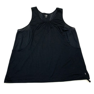 Primary Photo - BRAND: DANSKIN NOW STYLE: ATHLETIC TANK TOP COLOR: BLACK SIZE: 3X SKU: 180-18071-11450