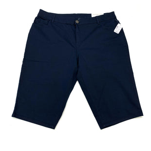 Primary Photo - BRAND: CJ BANKS STYLE: CAPRIS COLOR: NAVY SIZE: 18 SKU: 180-18057-13990