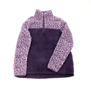 Primary Photo - BRAND: SONOMA STYLE: FLEECE COLOR: PURPLE SIZE: L SKU: 180-18038-104968