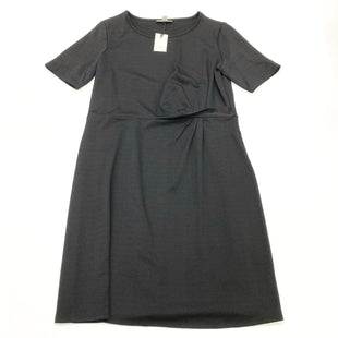 Primary Photo - BRAND: DANA BUCHMAN STYLE: DRESS SHORT SHORT SLEEVE COLOR: BLACK SIZE: L SKU: 180-18038-105822